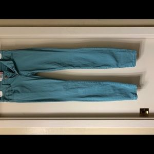 Cabi teal jeans